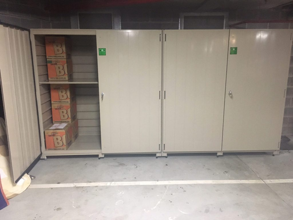 Garage Storage Cupboards Brisbane